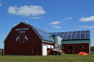 Agricultural renewable solar systems