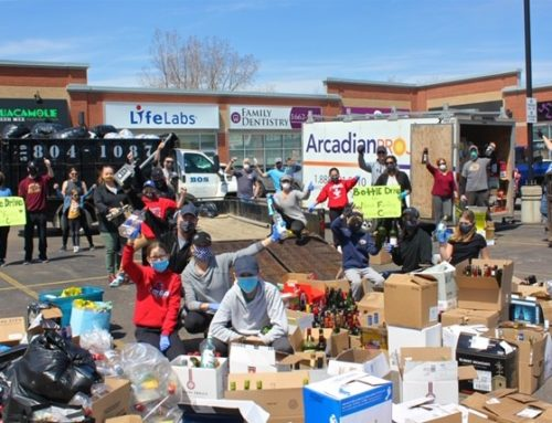 Bottle Drive for Wilmot Family Resource Centre A HUGE success!