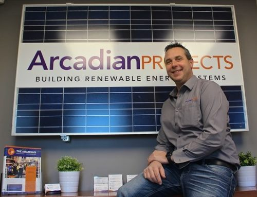 Baden's Arcadian Projects pushing green boundaries with large-scale energy solutions